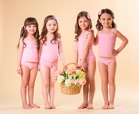 Нижнее белье для девочек