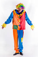 Клоун мужской карнавальный костюм / BL - ВМ86 50