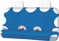 Чехлы Arrow Accessories на задние сиденья Classic Line цвет: синий