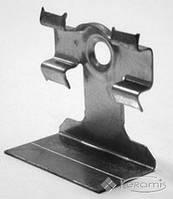 ТИС крепеж ТИС из пружинной стали для плинтуса (с дюбелем и шурупом)