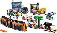 Конструктор LEGO City Городская площадь (60097)
