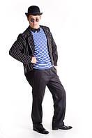 Кот Базилио мужской карнавальный костюм / BL - ВМ80 54