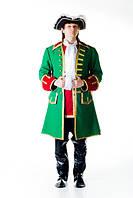 Петр Первый мужской карнавальный исторический костюм