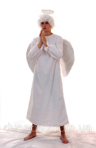 Ангел мужской карнавальный костюм / BL - ВМ3