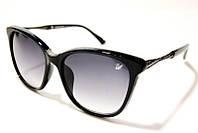 Женские очки солнцезащитные Swarovski 8055 C1 SM 03442, очки женские от Сваровски