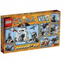 Конструктор LEGO Chima Ледяная база Мамонтов (70226)