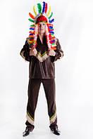 Вождь краснокожих мужской карнавальный костюм