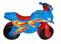 Каталка толокар детский Мотоцикл пластмассовый двухколесный Орион 0139/40