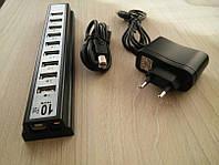 ХАБ HB-E10 -(10-port) + адаптер