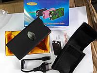 Электрошокер с прикуривателем и фонариком Оса 1128-3, фото 1