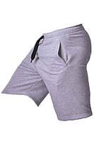 Мужские шорты для тренировок, хлопок SPEED TRAINING Berserk Sport серый