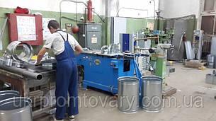 Адаптер рюмка 100/200 из нержавеющей и оцинкованной стали, фото 2