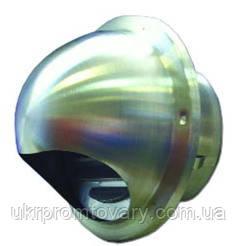 Приточные диффузоры (анемостаты) из нержавеющей стали ТС 125, фото 2