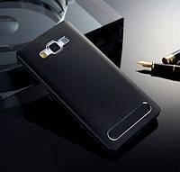Металлический чехол Motomo Unimprovable для Samsung Galaxy A5 A500H Black