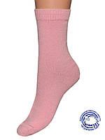 Детские шерстяные носки (Розовый)