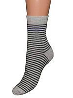 Детские носки (Серебро меланж)