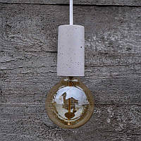 Светильник - патрон Малый Цилиндр, фото 1