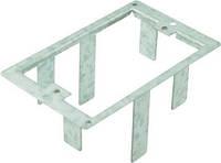 Рамка американского стандарта для монтажа в полую стену(1 ганг)
