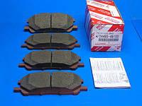 Колодки тормозные передние RX 3,0/3,3/3,5/4,0H 2003-2008 Toyota Highlander (  )