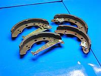 Колодки тормозные, задние Chery Forza A13  (Чери ЗАЗ Форза), A11-3502170 (A11-3502170 )