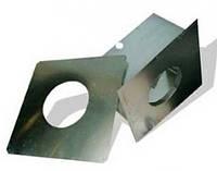 Короб ф180 комбинированный нержавеющая сталь и оцинковка