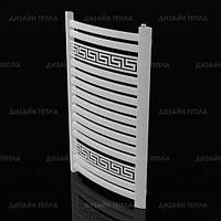 Rubin Grek полотенцесушитель дизайнерский 1120*580мм white