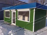 Каркасное строительство, павильоны, киоски, мобильные здания