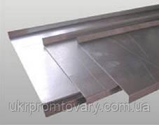 Отлив 250 мм*2м из оцинкованной стали