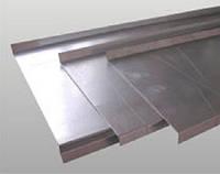 Отлив 50 мм*2 м из оцинкованной стали
