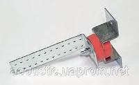 Vibrofix UNI-L, крепление, звукоизоляционные материалы