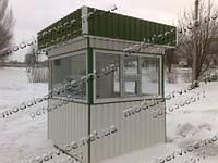 Павильон в Харькове