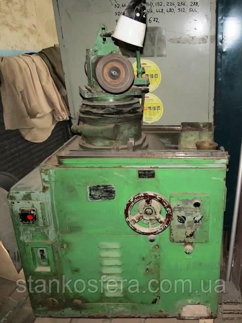 Заточний верстат універсальний 3В642 бо 1974 року