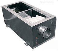 Компактная приточная установка CAU 2000/1-5.0/2