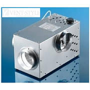 Каминный центробежный вентилятор KOM 600 III  150 BY PASS