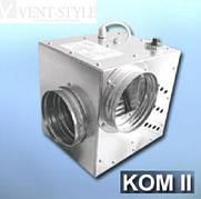 Каминный вентилятор KOM 400 II BYPASS