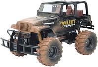 New Bright Радиоуправляемый автомобиль Mud Slinger Jeep Wrangler 1:10 (31069W)