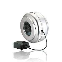 Канальный вентилятор VENT 200 L  S&amp-P
