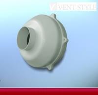 Вентилятор канальный Dospel WK 100 plastics