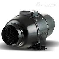 Канальный вентилятор ВЕНТС ТТ Сайлент-М 250 бесшумный в металлическом корпусе