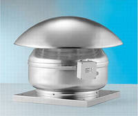 Крышные центробежные вытяжные вентиляторы WD 250