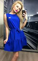 """Платье """"Прима"""", синее"""