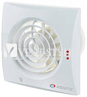 Бесшумный вентилятор Вентс 100 Квайт ТР с таймером и датчиком движения