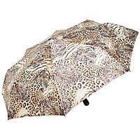 Зонт женский Doppler Tiger 746165SA-2 полный автомат Бежевый