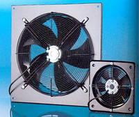 Осевой промышленный вентилятор WOKS 200