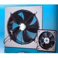 Осевой промышленный вентилятор WOKS 350
