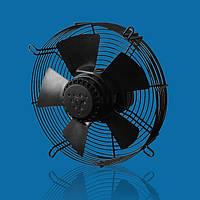 Осевые вентиляторы с защитной решеткой ВО 200-4Е-02 (220В)