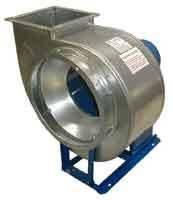 Вентилятор радиальный ВР-86-77-2,5 дв. 0,18/1500 низкого давления