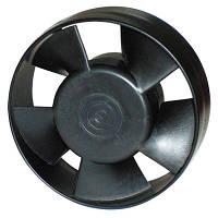 Осевые высокотемпературные вентиляторы ВО 135Т алюминиевый корпус двойная изоляция +150^С.