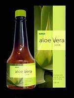 Сок Алоэ Вера с мякотью, Aloe Vera Juice, Индия, 500мл