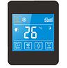 Пульт управления фанкойлом Mc TRF-S2 Premium touch (чёрный)